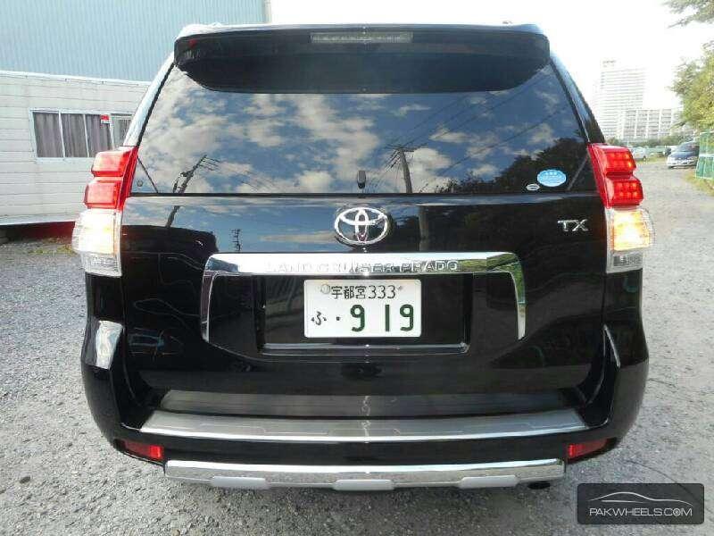 Toyota Prado TX Limited 2.7 2011 Image-4