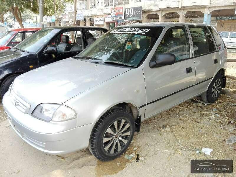 Suzuki Cultus VXR 2001 Image-2
