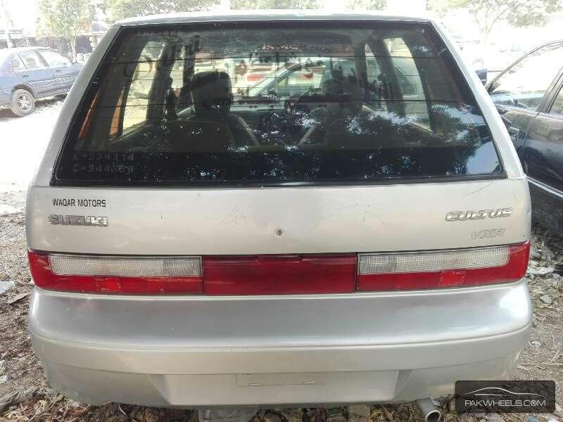 Suzuki Cultus VXR 2001 Image-7