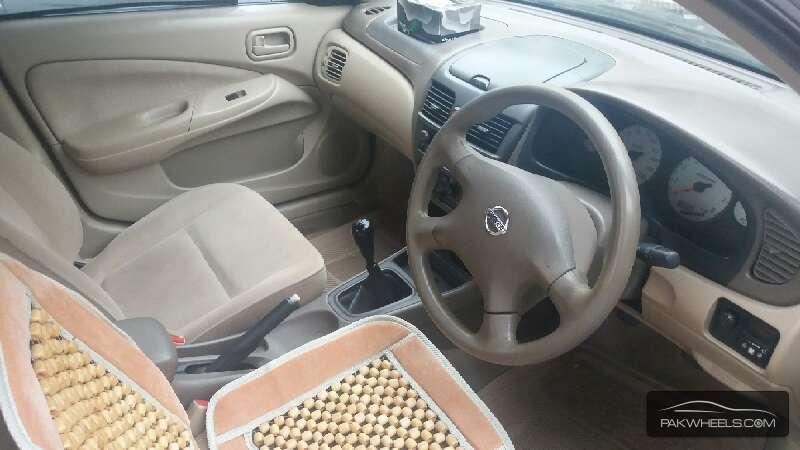 Nissan Sunny EX Saloon 1.3 2006 Image-6