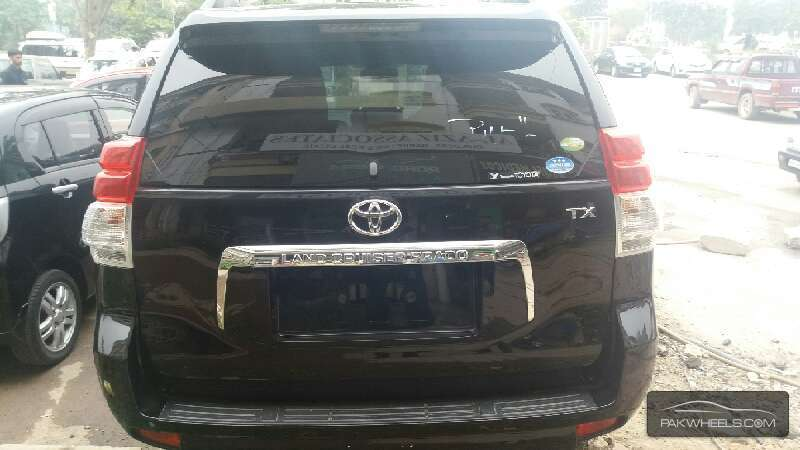Toyota Prado TX 2.7 2011 Image-3