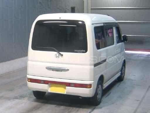 Honda Vamos Hobio M 2010 Image-2