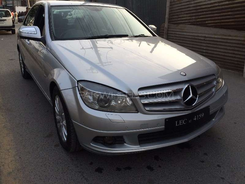 Mercedes benz c class c200 2008 for sale in lahore pakwheels for 2008 mercedes benz c class c300 for sale