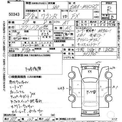 Suzuki Wagon R FX 2012 Image-4