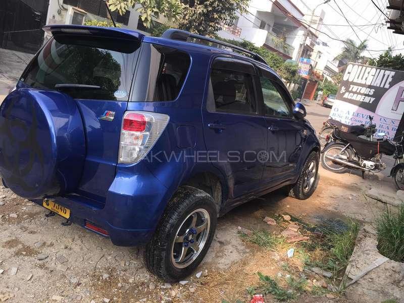 Toyota Rush X Smart Edition 2009 Image-6