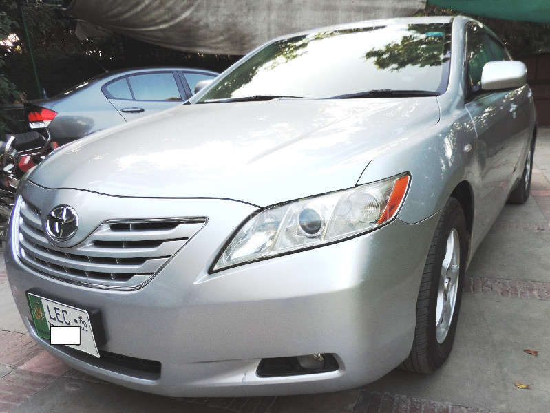 toyota camry 2006 for sale in lahore pakwheels. Black Bedroom Furniture Sets. Home Design Ideas