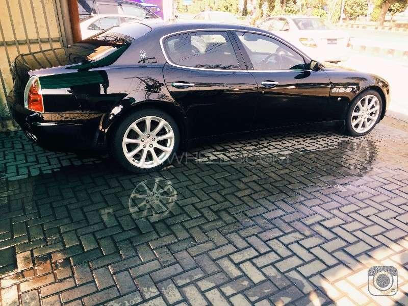 Maserati Quattroporte 2008 Image-4