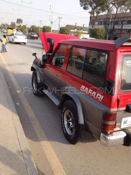 Nissan Safari For Sale In Pakistan >> Nissan Safari 1990 for sale in Rawalpindi | PakWheels