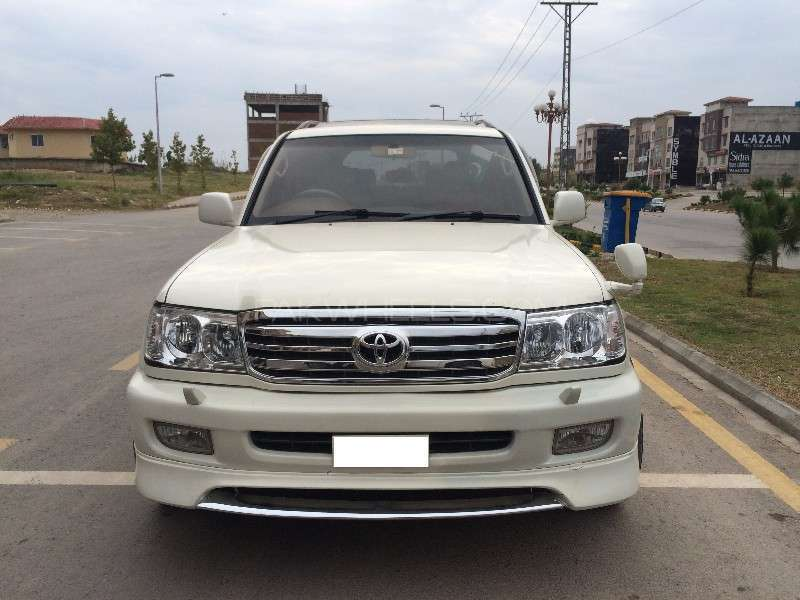Toyota Land Cruiser VX Limited 4.7 1998 Image-1