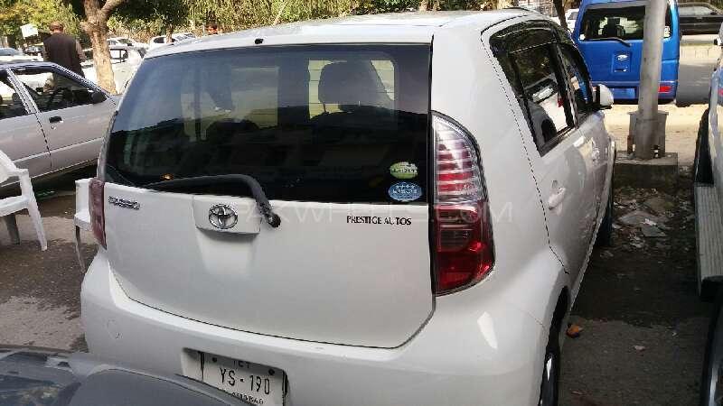 Toyota Passo 2007 Image-5
