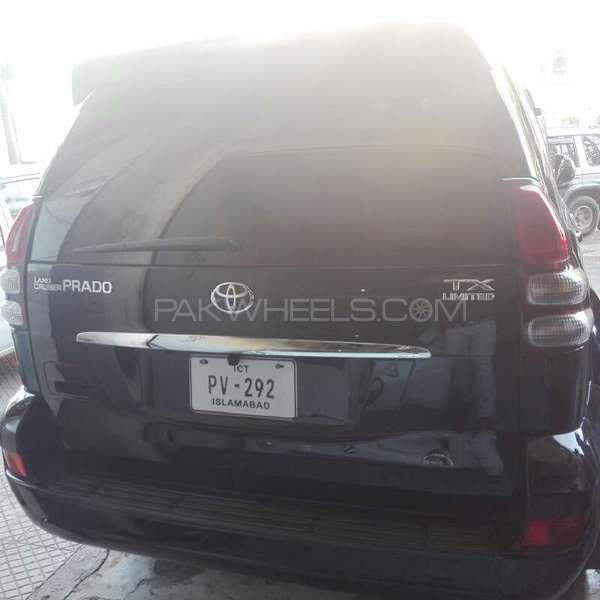 Toyota Prado TX Limited 3.4 2005 Image-2