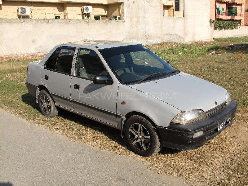 Suzuki Margalla GL Plus 1998 Image-2