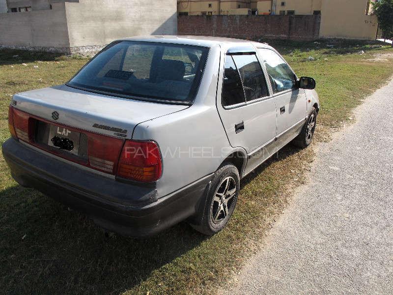 Suzuki Margalla GL Plus 1998 Image-7