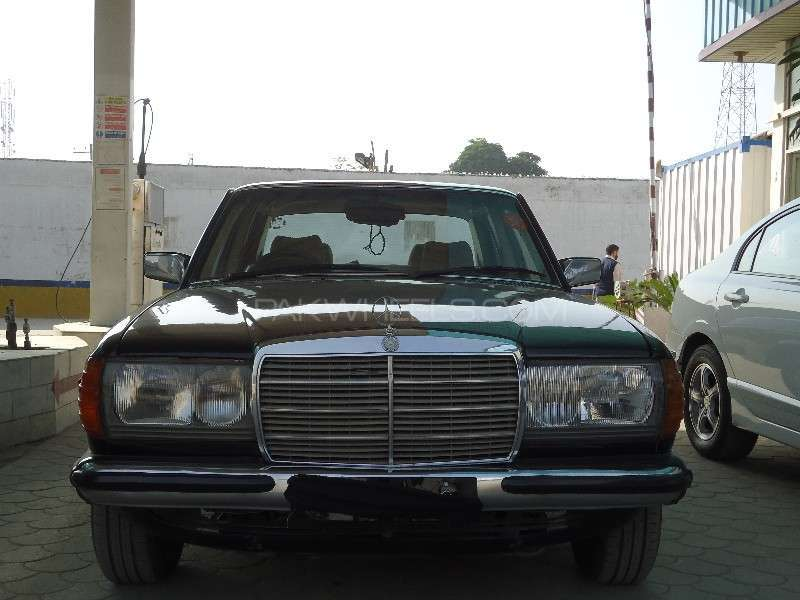 Mercedes benz e class 1984 for sale in islamabad pakwheels for Mercedes benz e series for sale