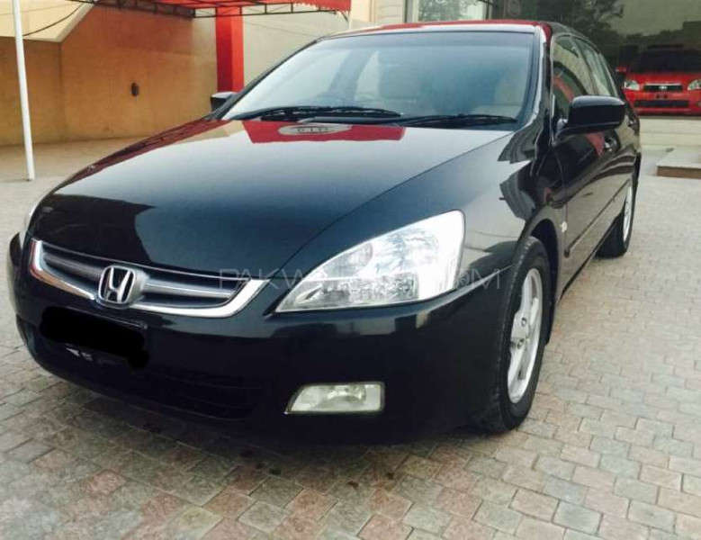 honda accord type s 2005 for sale in lahore pakwheels. Black Bedroom Furniture Sets. Home Design Ideas