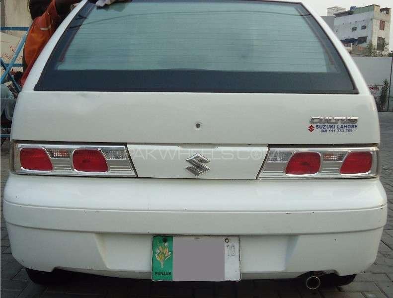 Suzuki Cultus VXRi 2010 Image-3