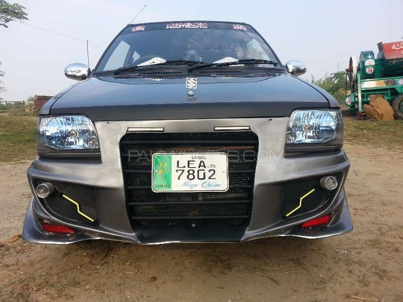 Suzuki Mehran For Sale In Pakistan