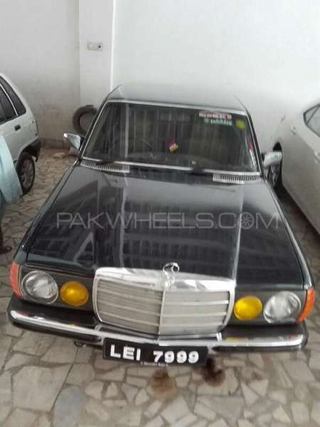 Mercedes Benz Other 1980 Image-2