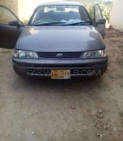 Toyota Corolla SE Limited 2001 For Sale In Lahore
