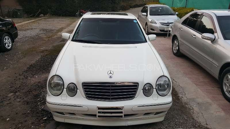 Mercedes benz e class 2002 for sale in islamabad pakwheels for Mercedes benz e series for sale