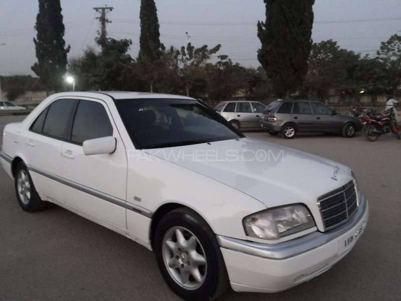 Mercedes benz c class c180 1996 for sale in rawalpindi for 1996 mercedes benz c class