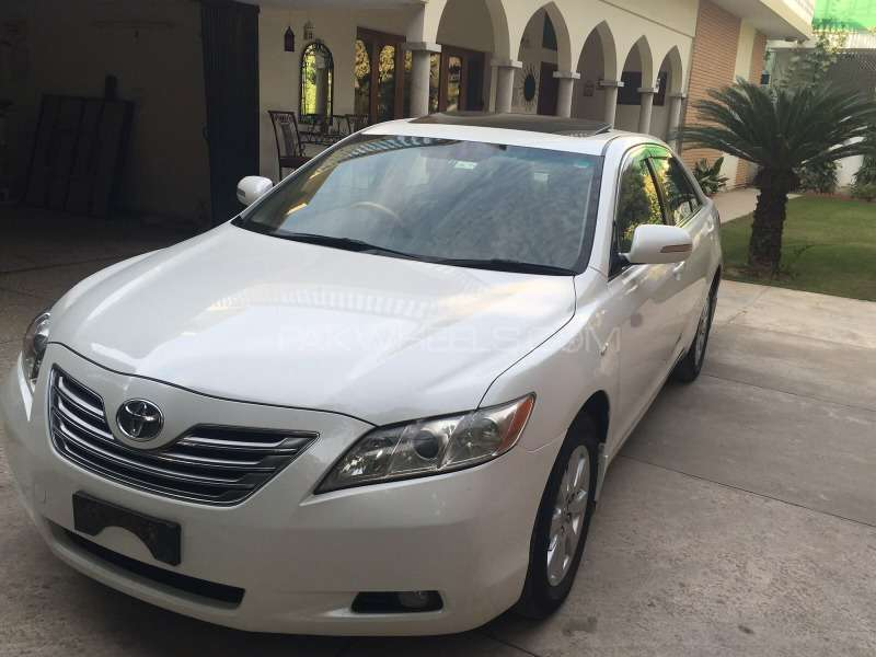 toyota camry g 2007 for sale in islamabad pakwheels. Black Bedroom Furniture Sets. Home Design Ideas