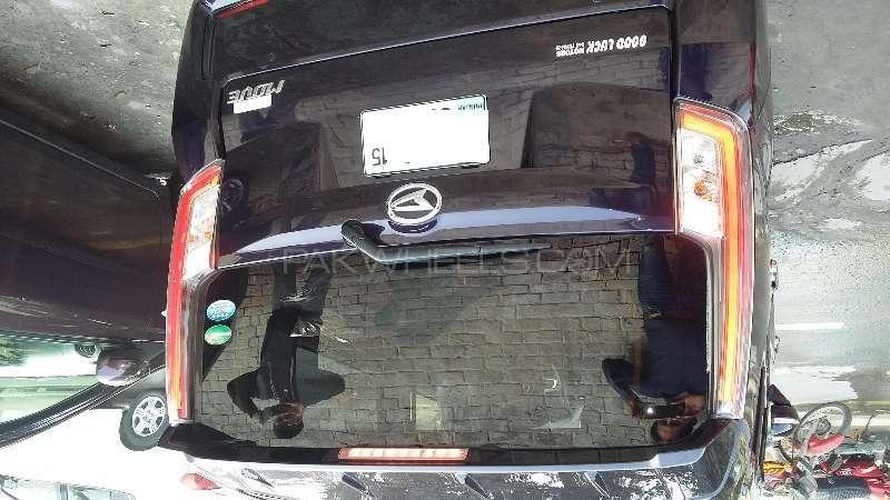 Daihatsu Move Custom G 2014 Image-4