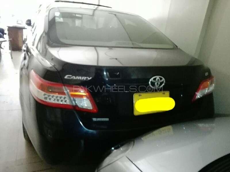 Toyota Camry G 2005 Image-8