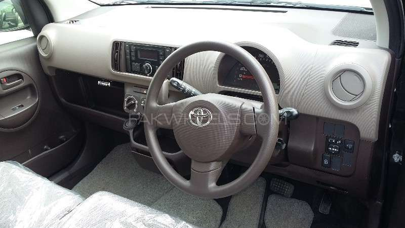 Toyota Passo X V Package 2015 Image-5