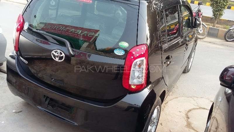 Toyota Passo X V Package 2015 Image-7