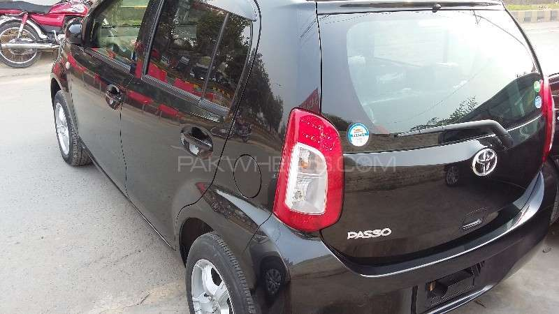Toyota Passo X V Package 2015 Image-8