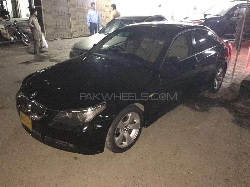 BMW 5 Series 2007 Image-3