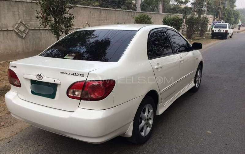 Toyota Corolla Altis 18 2005 for sale in Lahore  PakWheels