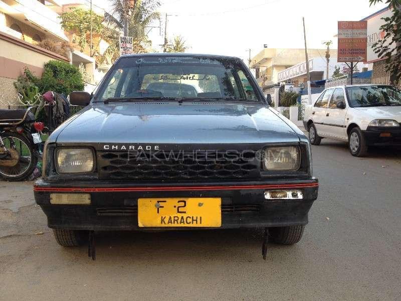 Daihatsu Charade CX 1984 Image-8