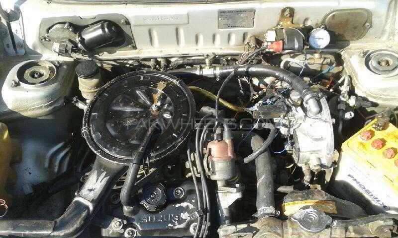 Suzuki Mehran VX (CNG) 2005 Image-2