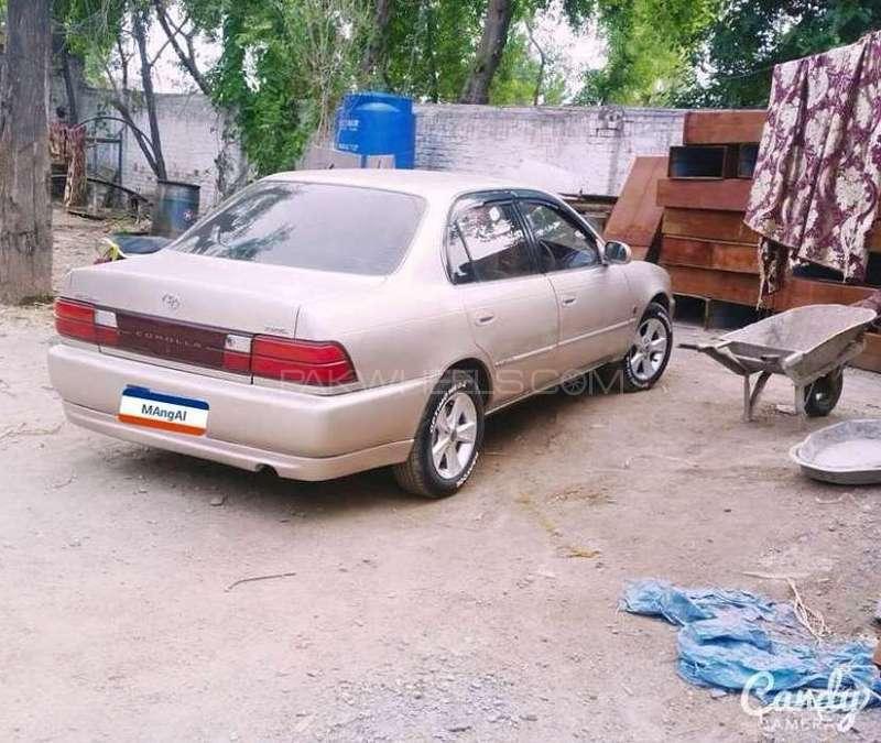 1992 Toyota Corolla Transmission: Toyota Corolla SE Limited 1992 For Sale In Peshawar