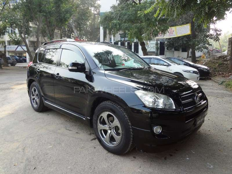 toyota rav4 style 2009 for sale in islamabad pakwheels. Black Bedroom Furniture Sets. Home Design Ideas