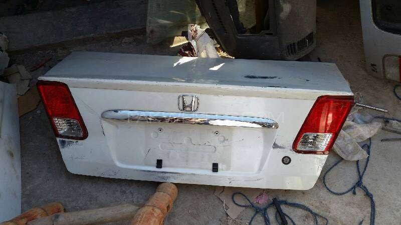 Honda Civic  2005 Back Diggi For Sell Image-1