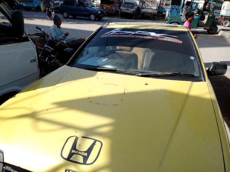 Honda Accord 1988 Image-7