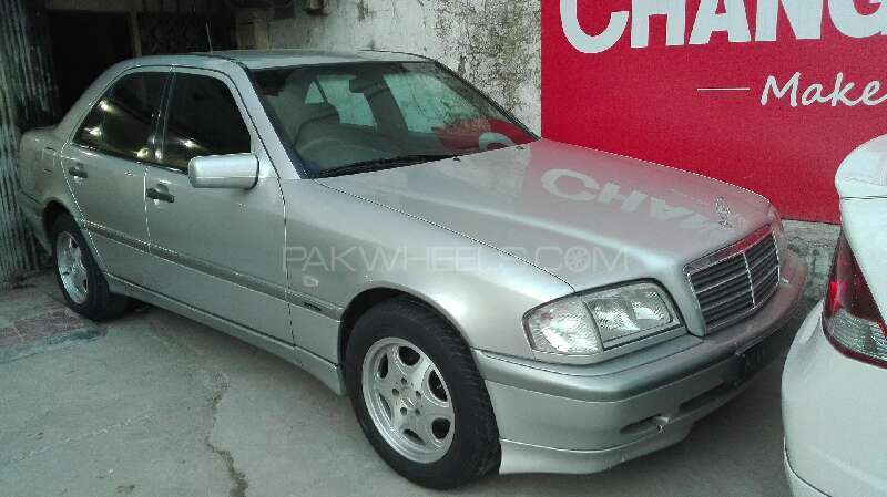 Mercedes benz c class c180 1999 for sale in rawalpindi for Mercedes benz c class 1999 for sale
