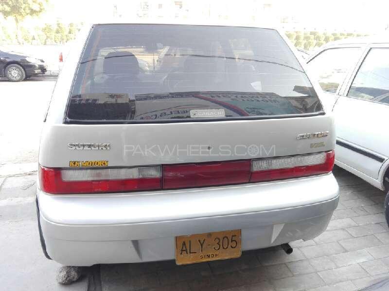 Suzuki Cultus VXL (CNG) 2006 Image-8