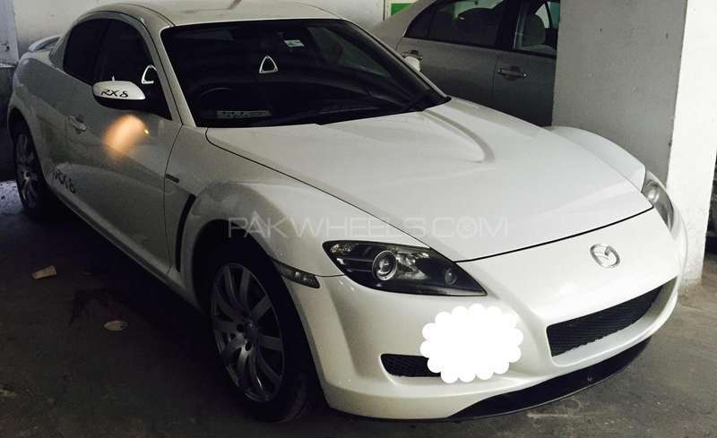 mazda rx8 rotary engine 40th anniversary 2003 for sale in. Black Bedroom Furniture Sets. Home Design Ideas