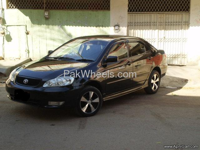 toyota corolla gli 1 3 2006 for sale in sargodha pakwheels. Black Bedroom Furniture Sets. Home Design Ideas