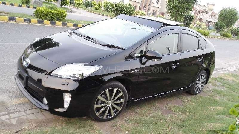 Toyota Prius G Touring Selection Leather Package 1.8 2012 Image-5