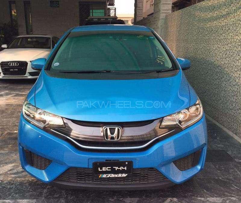 Honda Fit Hybrid L Package 2013 Image-1
