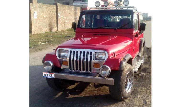 Jeep Cj 7 1981 Image-1
