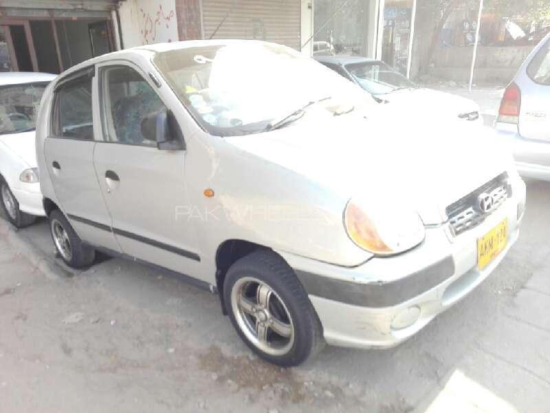 Hyundai Santro Club GV 2006 Image-2