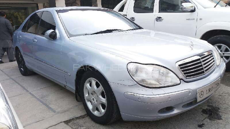 Mercedes benz s class s 320 2004 for sale in islamabad for Used mercedes benz rims for sale