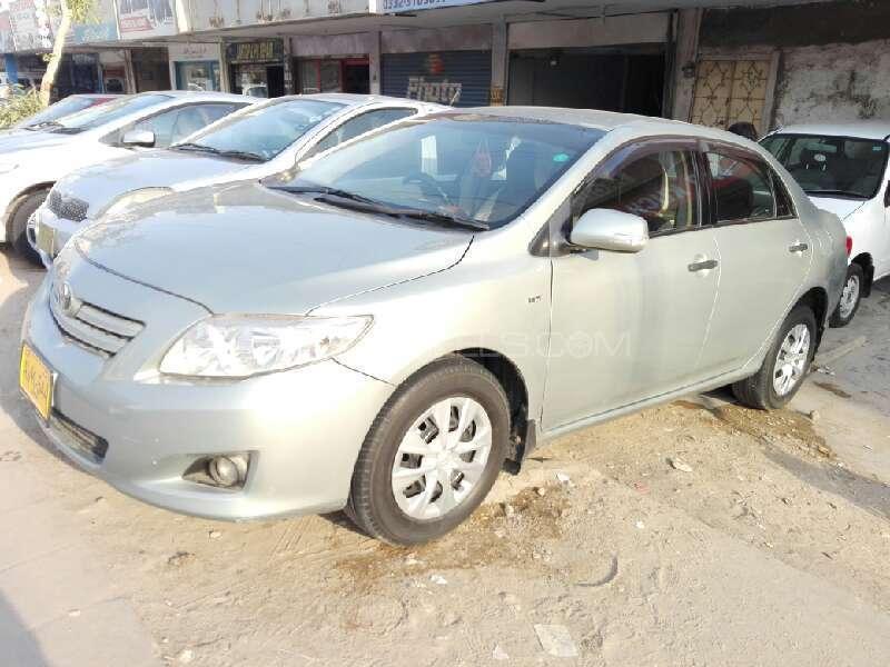 Toyota Corolla GLi 1.3 VVTi 2011 Image-2