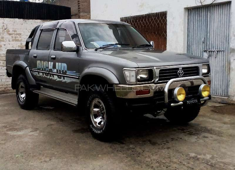 Toyota Hilux Double Cab 1994